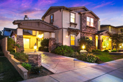 Camarillo Single Family Home For Sale: 3256 Buttercup Lane