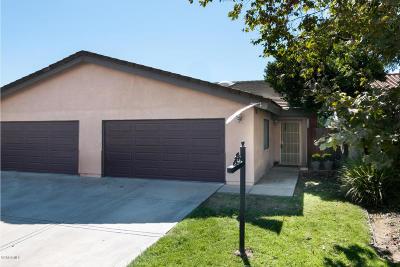 Santa Paula Single Family Home For Sale: 220 Elizabeth Court