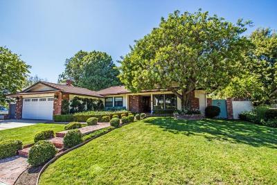 Ventura County Single Family Home Active Under Contract: 1511 Valley High Avenue