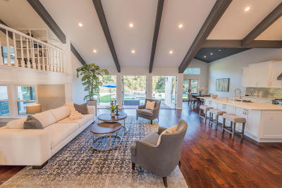 Westlake Village Single Family Home For Sale: 4100 Valley Spring Drive