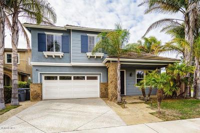 Single Family Home For Sale: 1600 Rubio Circle