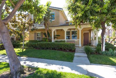 Camarillo Single Family Home Active Under Contract: 507 Spring Park Road