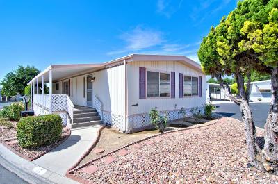 Ventura County Mobile Home Active Under Contract: 250 E Telegraph Road #25
