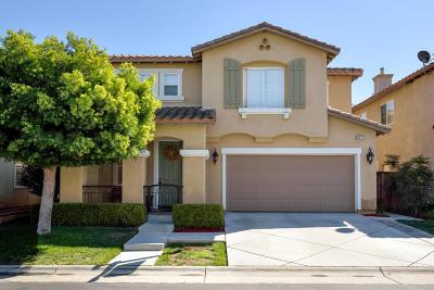 Oxnard Single Family Home Active Under Contract: 842 Belleza Drive