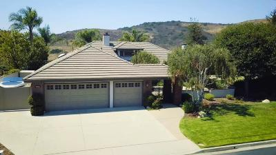 Thousand Oaks Single Family Home Active Under Contract: 2201 Valleyfield Avenue
