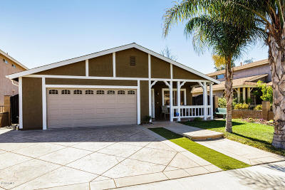 Piru Single Family Home Active Under Contract: 3962 Citrus View Drive