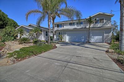 Camarillo Single Family Home Active Under Contract: 400 Loma Drive