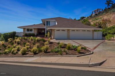 Thousand Oaks Single Family Home For Sale: 2822 Sapra Street