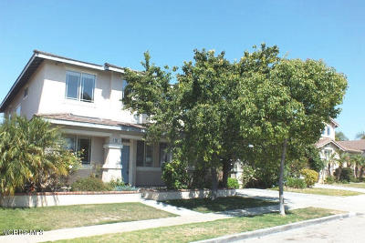 Ventura Single Family Home Active Under Contract: 299 Kennedy Avenue