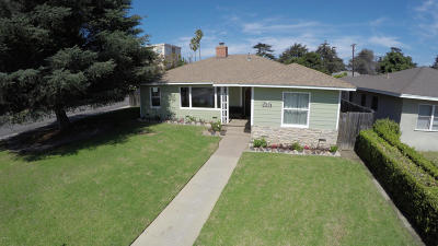 Oxnard Single Family Home For Sale: 655 W Beverly Drive