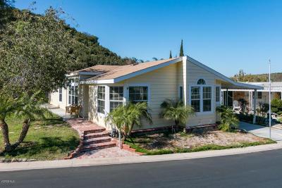 Camarillo Mobile Home For Sale: 2 Margarita Avenue #209