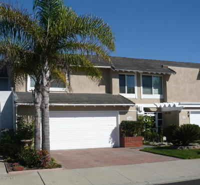 Oxnard Single Family Home For Sale: 2540 Greencastle Court