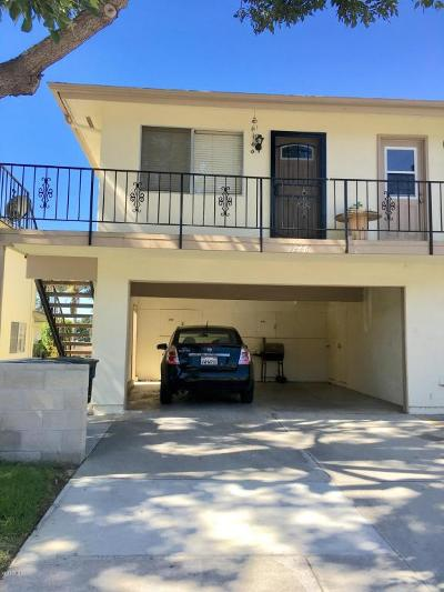 Ventura Single Family Home For Sale: 1248 Carlsbad Place