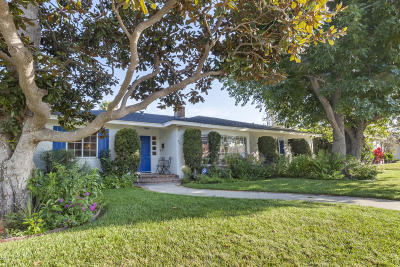 Oxnard Single Family Home Active Under Contract: 511 Eastwood Drive