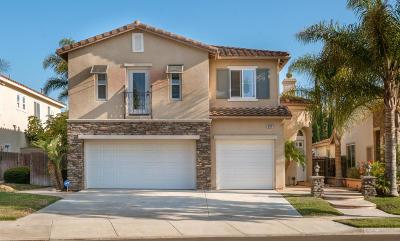 Camarillo Single Family Home Active Under Contract: 5114 Caminito Posada