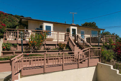 Ventura Single Family Home Active Under Contract: 258 Linda Vista Avenue