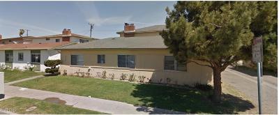 Oxnard Multi Family Home For Sale: 4610 Cloyne Street