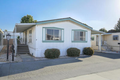 Ventura County Mobile Home Active Under Contract: 4388 Central Avenue #111