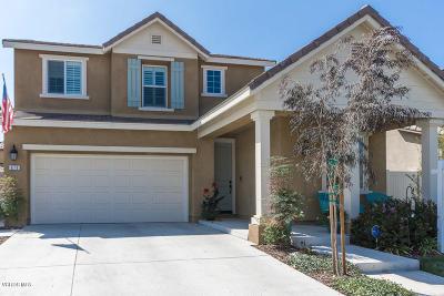 Oxnard Single Family Home Active Under Contract: 676 Whalen Way