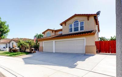 Camarillo Single Family Home For Sale: 4630 Paseo Maravilla