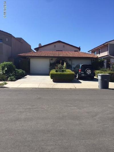 Single Family Home Active Under Contract: 2251 Monaco Drive