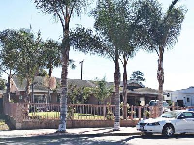 Ventura Single Family Home For Sale: 7220 Impala Drive