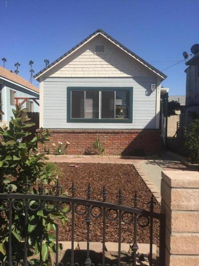 Single Family Home Pending: 354 S D Street