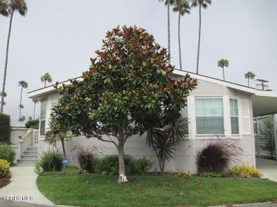 Ventura Mobile Home Active Under Contract: 1215 Anchors Way Drive #117
