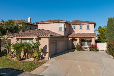 Ventura Single Family Home Active Under Contract: 1216 Bluebonnet Avenue