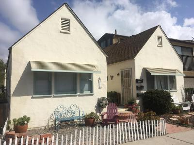 Ventura Multi Family Home For Sale: 2053 Pierpont Boulevard