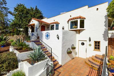 Santa Paula Single Family Home Active Under Contract: 989 Terracina Drive