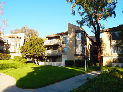 Ventura County Rental For Rent: 254 Sequoia Court #17