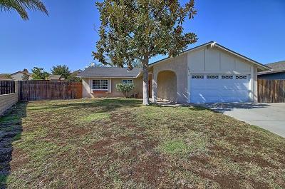Ventura Single Family Home For Sale: 10429 Tulsa Circle