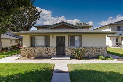 Ventura Single Family Home Active Under Contract: 1135 Chalmette Avenue #1