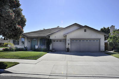 Oxnard Single Family Home For Sale: 1030 Quail Run Way