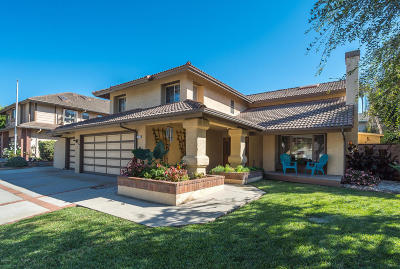 Oxnard Single Family Home For Sale: 1610 Holly Avenue