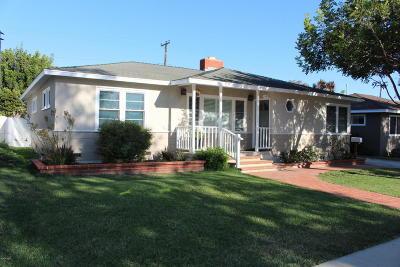 Ventura Single Family Home For Sale: 98 Dos Caminos Avenue