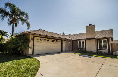 Thousand Oaks Single Family Home For Sale: 898 Silver Cloud Street