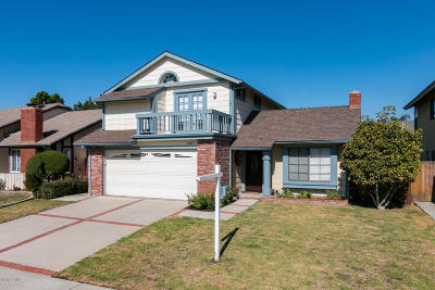 Ventura Single Family Home Active Under Contract: 10053 Darling Road