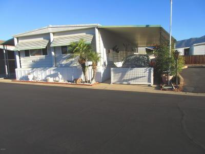 Ventura County Mobile Home Active Under Contract: 107 Don Carlos Way