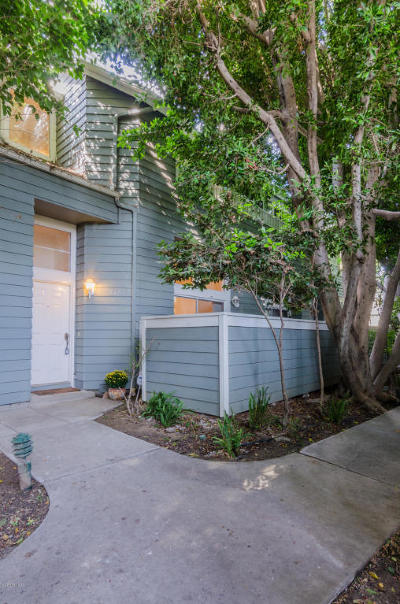 Ventura Single Family Home Active Under Contract: 746 Balfe Street