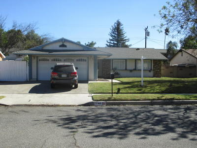 Simi Valley Single Family Home For Sale: 2248 Athens Avenue