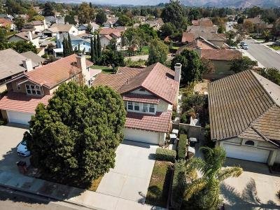 Camarillo Single Family Home Active Under Contract: 1616 Summerfield Street