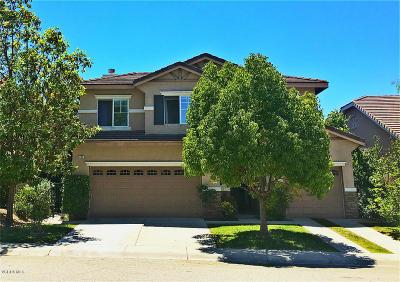 Thousand Oaks Single Family Home For Sale: 411 Calle Veracruz