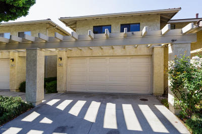 Ventura Single Family Home For Sale: 963 Murdoch Lane