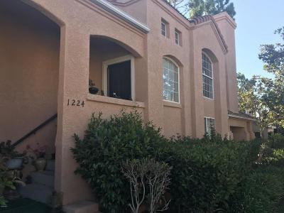 Oxnard Single Family Home For Sale: 1224 Nautical Way