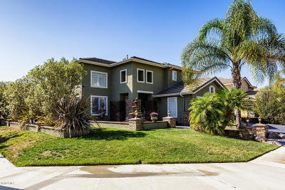 Oxnard Single Family Home Active Under Contract: 730 Caliente Way