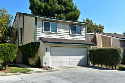 Simi Valley Single Family Home For Sale: 2460 Stow Street