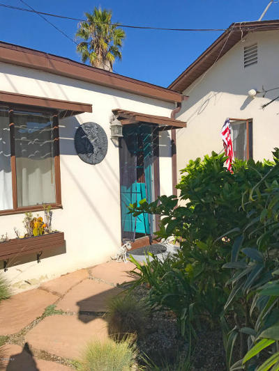 Santa Barbara Multi Family Home For Sale: 401 1/2 Old Coast Highway