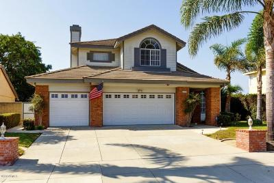 Oxnard Single Family Home For Sale: 2241 River Ridge Road